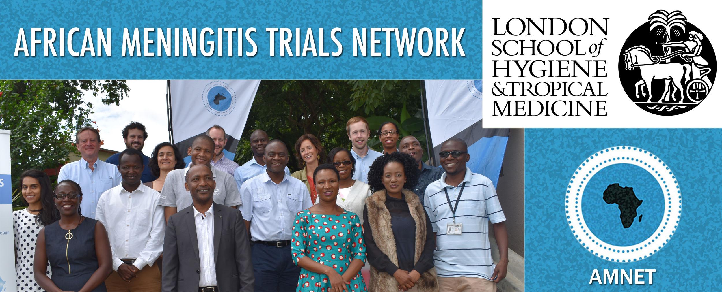 African Meningitis Trials Network (AMNET)