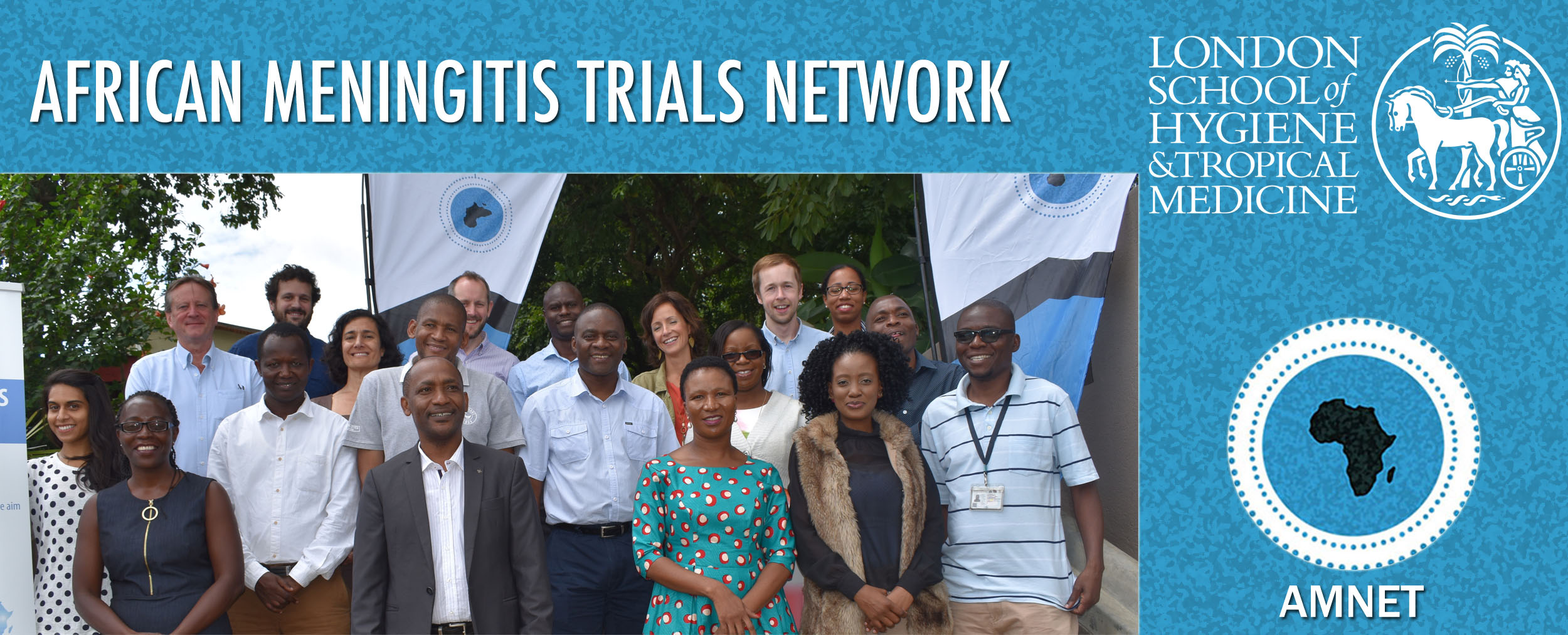 African Meningitis Trials Network (AMNET)