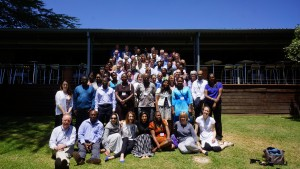 Scientific Meeting 2015 - Harare - Group Photo