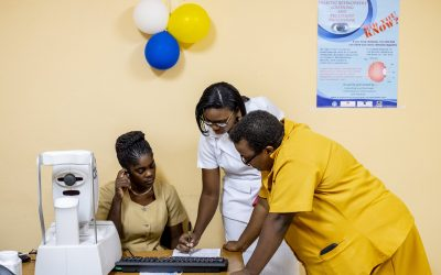 Introducing eye health into child primary care training practical and successful, Tanzania study finds (test)
