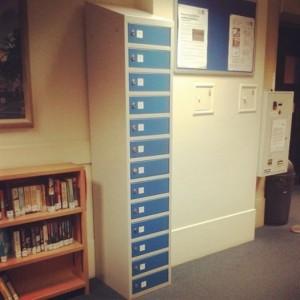 LibraryLaptoplockers