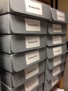Bradley Boxes