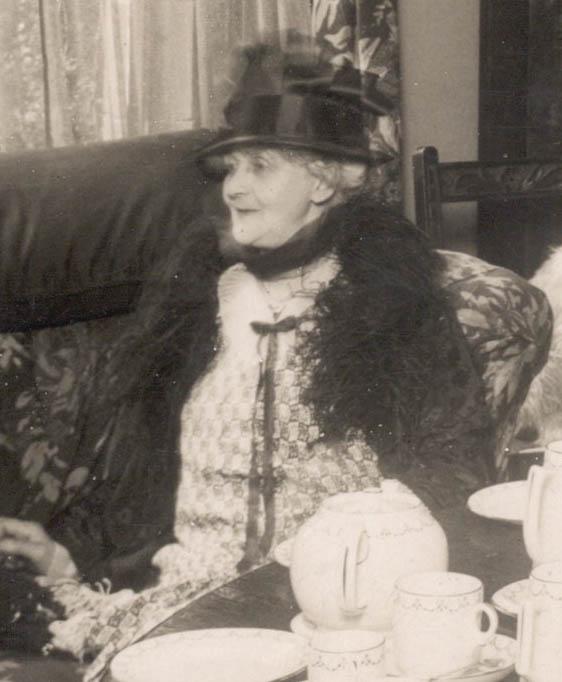 Mary Simpson