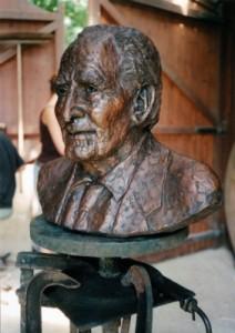 Sir Richard Doll  bust[2097]
