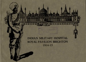 Indian Military Hospital booklet