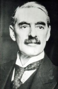 Neville Chamberlain