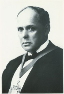 Sir Andrew Balfour first Director of LSHTM