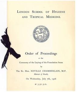 order of proceedings 1