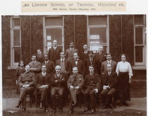 Past class session, Oct-Dec 1915