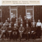 The group photo below shows the laboratory girls Jane and Louise (middle row right and left respectively).