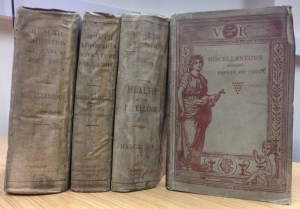 Exhibition volumes