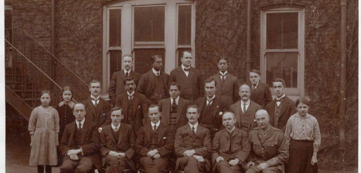 Members of the School 1916