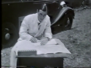 Dr David Gillett in 'Roads of Africa' 1936