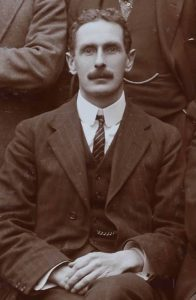 Dr Newham in 1910