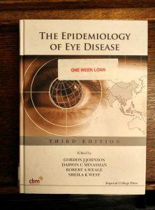 The Epidemiology of Eye Disease