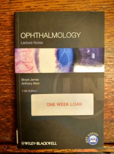 Ophthalmology: Lecture Notes