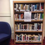 BookSwap in the Library entrance area