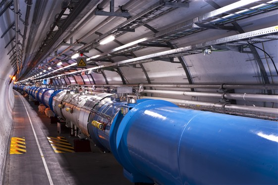 Large Hadron Collider Photo: Maximilien Brice - CC BY-SA 4.0