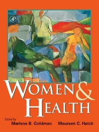 Book: Women & Health by Goldman. Image: Amazon.co.uk