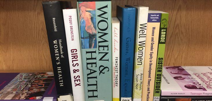 LSHTM books on women's health