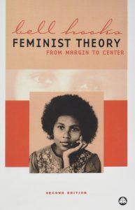 Book: hooks Feminist Theory. Image from Amazon.co.uk
