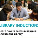 Library inductions