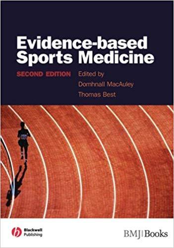 MacAuley Evidence-based sports medicine