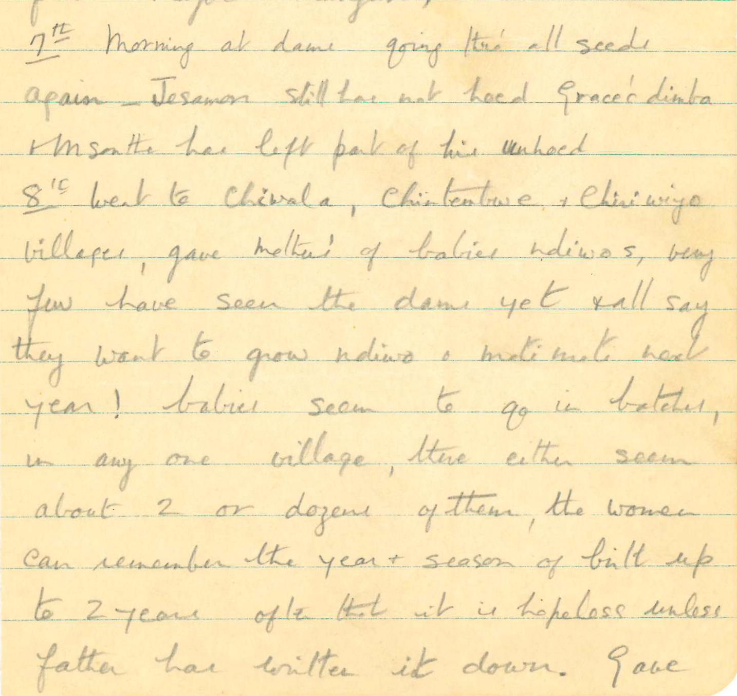 7 November 1940